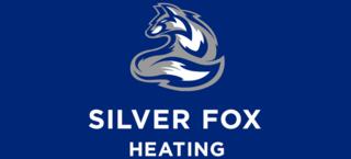 Silver Fox Heating Logo